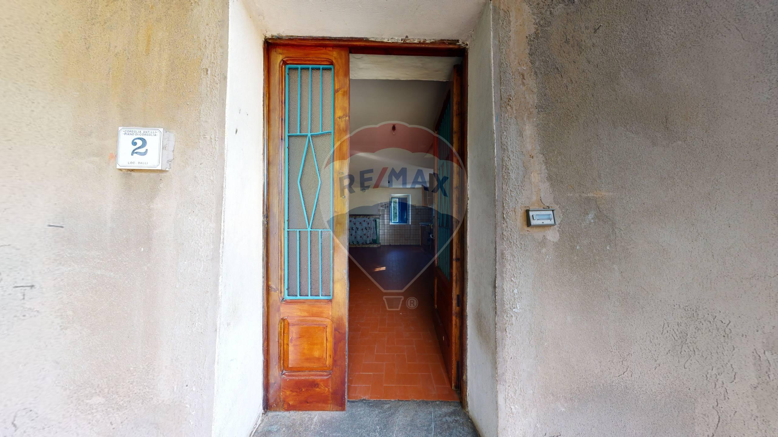 CASA INDIPENDENTE in VENDITA a COREGLIA ANTELMINELLI